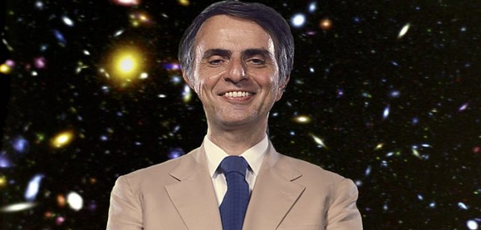 An Interview With Carl Sagan